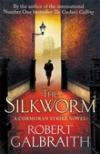 """The silkworm"" av Robert Galbraith"