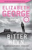 """""""Bitter hevn - en inspektør Lynley krim"""" av Elizabeth George"""