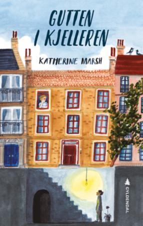 """""""Gutten i kjelleren"""" av Katherine Marsh"""