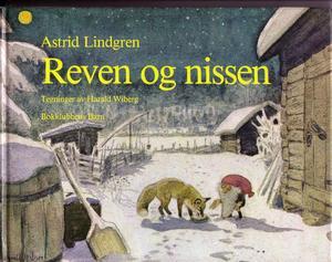 """""""Reven og nissen"""" av Astrid Lindgren"""