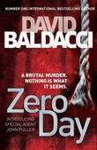 """Zero day"" av David Baldacci"