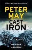 """""""Cast iron"""" av Peter May"""