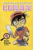 """""""Mesterdetektiven Conan 4"""" av Gosho Aoyama"""