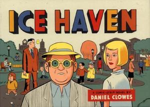 """Ice Haven"" av Daniel Clowes"