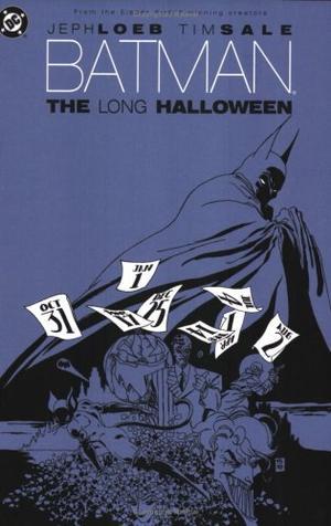 """""""Batman - The Long Halloween"""" av Jeph Loeb"""