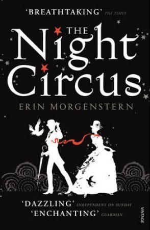 """""""The night circus"""" av Erin Morgenstern"""