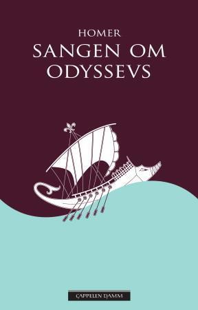 """""""Sangen om Odyssevs - (Odysseen)"""" av Homer"""