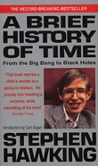 """""""A brief history of time - from the big bang to black holes"""" av Stephen Hawking"""