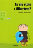 """""""Hvor er skøyergutten Albert Åberg? (Polsk)"""" av Gunilla Bergström"""