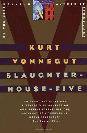 """Slaughterhouse-Five - A Novel"" av Kurt Vonnegut"