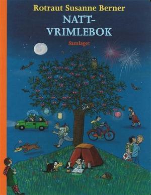 """""""Natt-vrimlebok"""" av Rotraut Susanne Berner"""