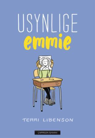 """""""Usynlige Emmie"""" av Terri Libenson"""