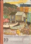 """""""Thorbjørn Egners lesebøker - 10. bok"""" av Thorbjørn Egner"""