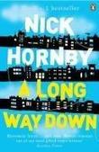"""A Long Way Down"" av Nick Hornby"