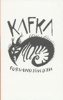 """Forvandlingen"" av Franz Kafka"