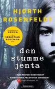 """Den stumme jenta kriminalroman"" av Michael Hjorth"