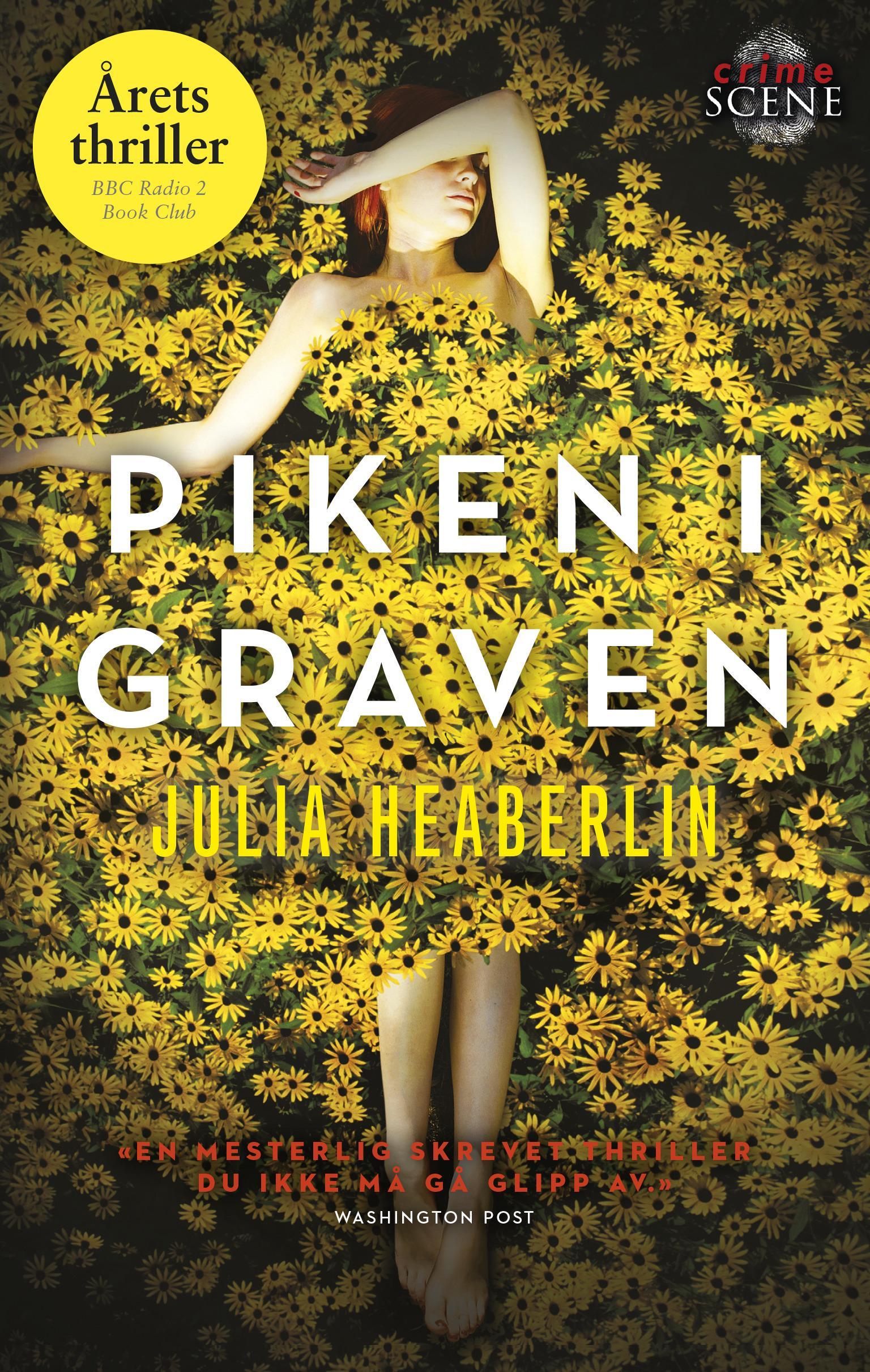 """Piken i graven"" av Julia Heaberlin"