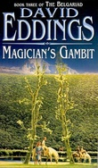 """Magician's gambit - book three of the Belgariad"" av David Eddings"