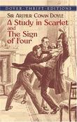 """A Study in Scarlet - AND The Sign of Four (Dover Thrift)"" av Sir Arthur Conan Doyle"