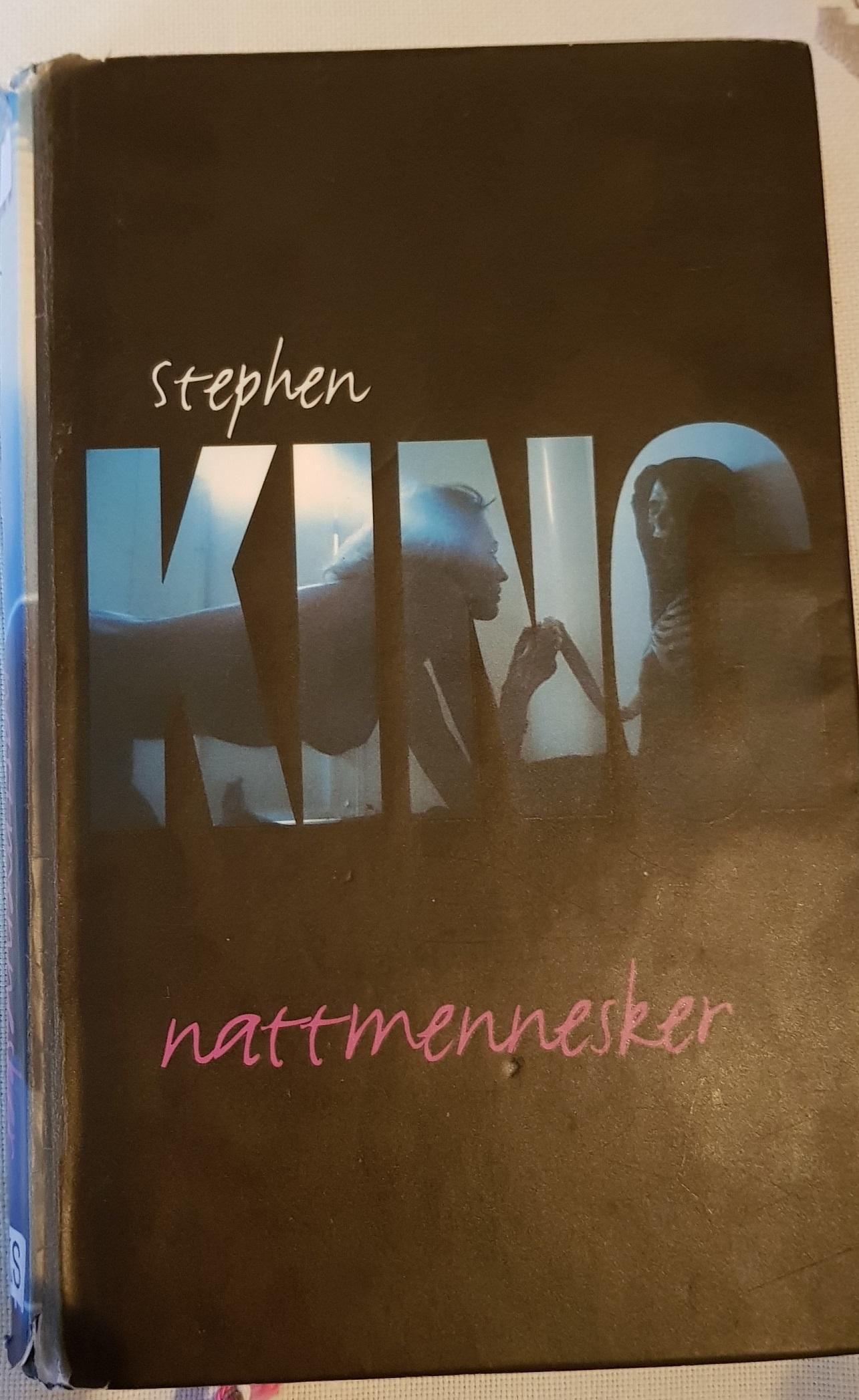 """""""Nattmennesker"""" av Stephen King"""