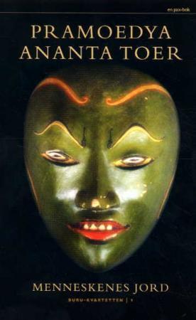 """""""Menneskenes jord - Buru-kvartetten 1"""" av Pramoedya Ananta Toer"""