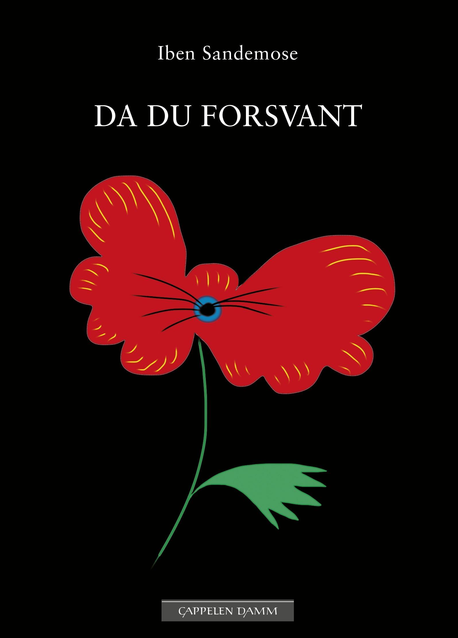 """""""Da du forsvant"""" av Iben Sandemose"""