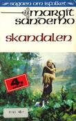 """""""Skandalen"""" av Margit Sandemo"""