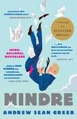 """""""Mindre - en roman"""" av Andrew Sean Greer"""