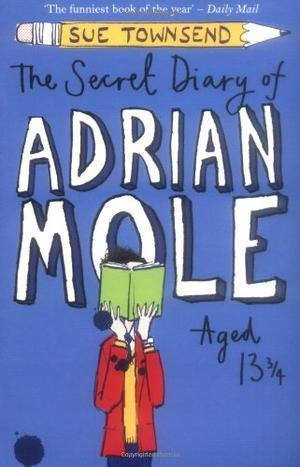 """The Secret Diary of Adrian Mole Aged 13 3/4"" av Sue Townsend"