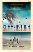 """Sommerstorm"" av Vanessa Lafaye"