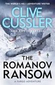 """""""The Romanov ransom"""" av Clive Cussler"""