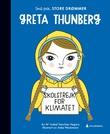 """""""Greta Thunberg"""" av María Isabel Sánchez Vegara"""