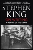 """On writing - a memoir of the craft"" av Stephen King"