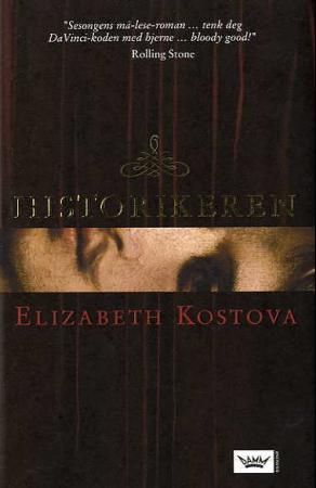 """Historikeren"" av Elizabeth Kostova"
