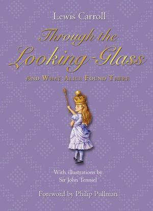 """Through The Looking-Glass - And what Alice found there"" av Lewis Carroll"