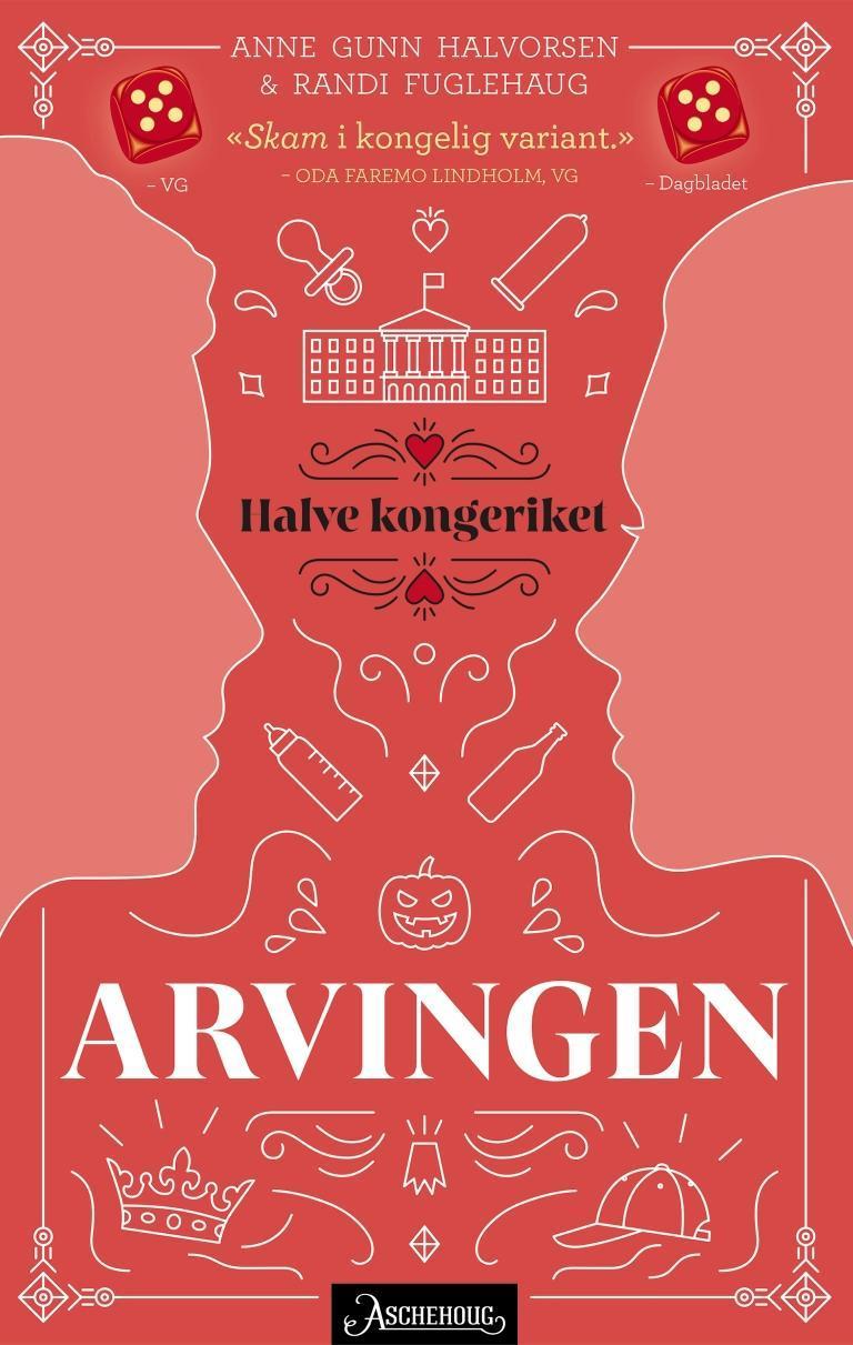 """""""Arvingen"""" av Anne Gunn Halvorsen"""