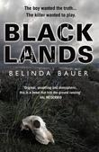 """Blacklands"" av Belinda Bauer"