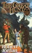 """""""The great hunt - book two of The wheel of time"""" av Robert Jordan"""