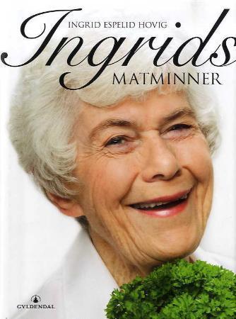 """""""Ingrids matminner"""" av Ingrid Espelid Hovig"""