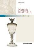 """""""Norsk historie 1625-1814 - vegar til sjølvstende"""" av Ståle Dyrvik"""