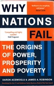 """""""Why Nations Fail - The Origins of Power, Prosperity and Poverty"""" av Daron Acemoglu"""