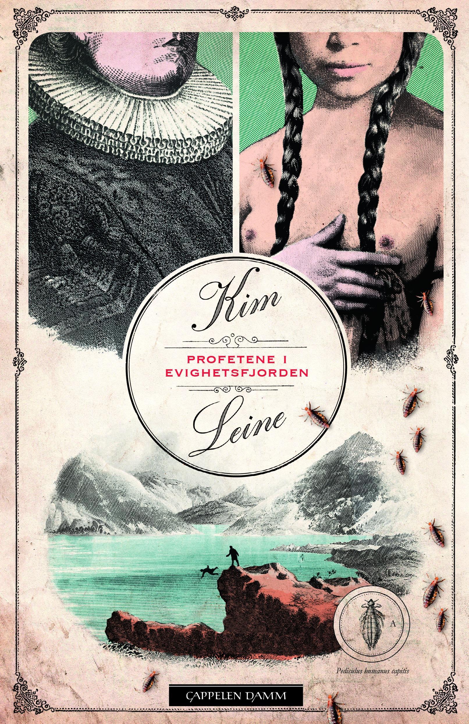 """""""Profetene i Evighetsfjorden"""" av Kim Leine"""