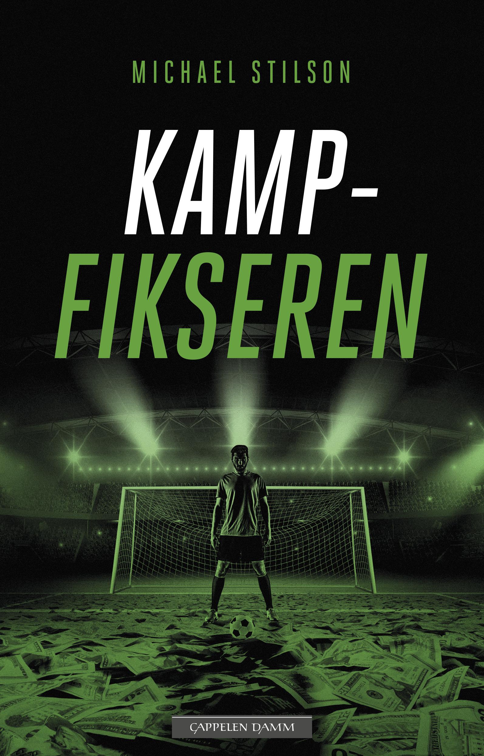 """""""Kampfikseren"""" av Michael Stilson"""