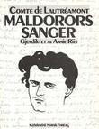 """""""Maldorors sanger"""" av Comte de Lautreamont"""