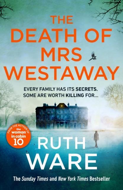 """""""The death of Mrs Westaway"""" av Ruth Ware"""