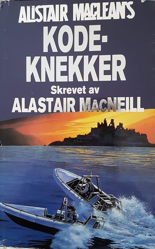 """Kode-knekker"" av Alastair MacNeill"