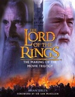 """""""The lord of the rings - the making of the movie trilogy"""" av Brian Sibley"""