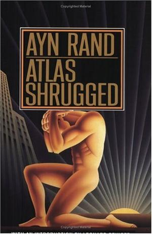 """Atlas Shrugged"" av Ayn Rand"