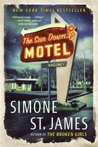 """""""The Sun Down Motel"""" av Simone St James"""
