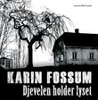 """""""Djevelen holder lyset"""" av Karin Fossum"""